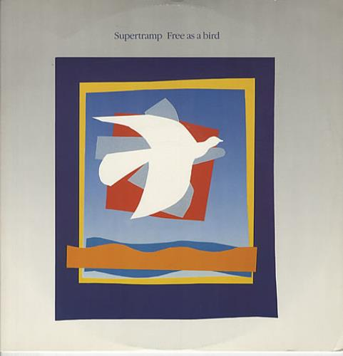 Supertramp Free As A Bird Uk 12 Quot Vinyl Single 12 Inch