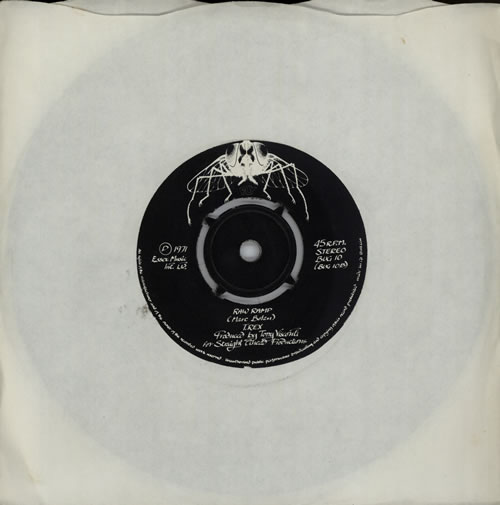 rex singles Marc bolan complete lifetime register from richard  marc bolan and t rex: single: side 1  not released but some singles are circulating x-mas 1975 trex wax .