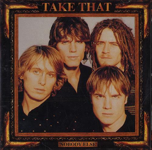 Take That Nobody Else US CD album (CDLP) (480922) Take That Album