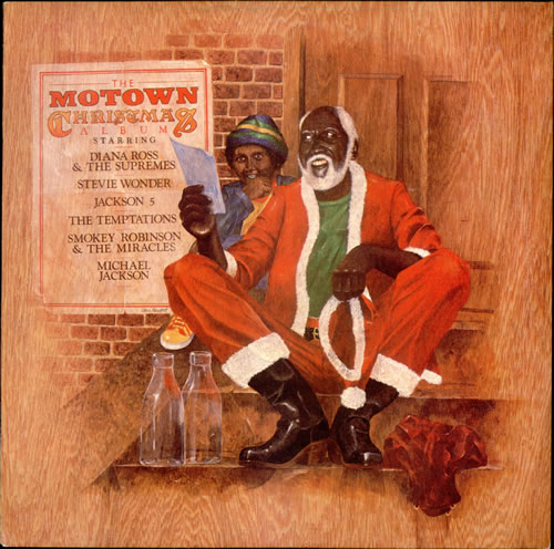 Tamla Motown The Motown Christmas UK vinyl LP album (LP record ...