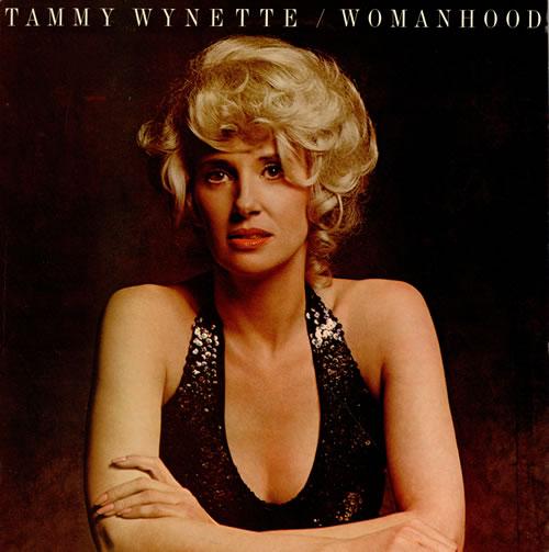 Tammy Wynette Womanhood Uk Vinyl Lp Album Lp Record 457983