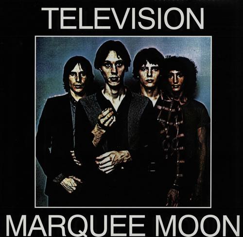 Television Marquee Moon 180gm Us Vinyl Lp Album Lp