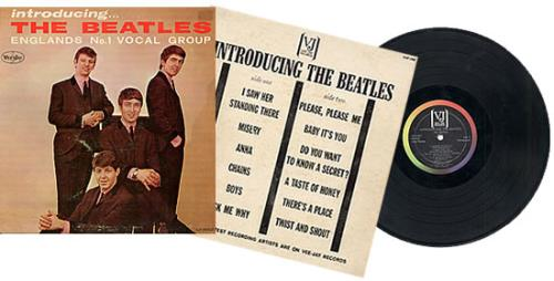 The Beatles Introducing The Beatles Version Two Us Vinyl
