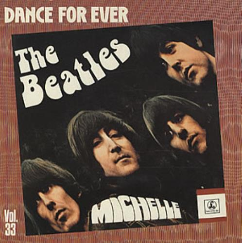 The Beatles Michelle 1985 Issue French 7 Quot Vinyl Single