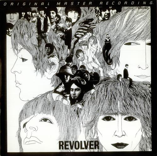 The Beatles Revolver Us Vinyl Lp Album Lp Record 221555