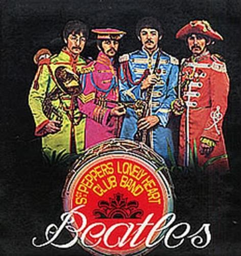 The Beatles Sgt Pepper S Lonely Hearts Club Band Korean