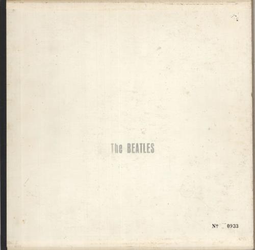 The Beatles The Beatles White Album Colombian 2 Lp Vinyl
