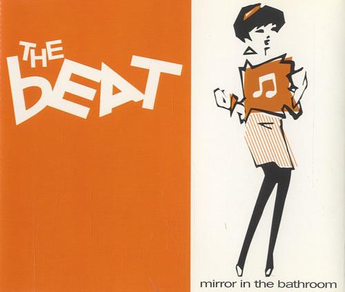 The Beat Mirror In Bathroom CD Single CD5 5 UK TBTC5MI120640