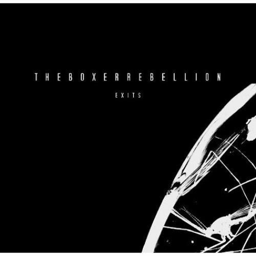 The Boxer Rebellion Exits Uk Cd Album Cdlp 483128