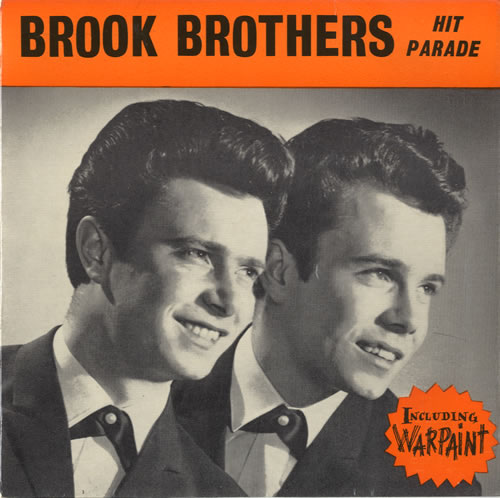The Brook Brothers Hit Parade Ep Uk 7 Quot Vinyl Single 7
