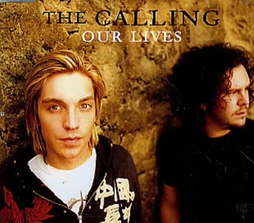 The Calling Our Lives UK 2-CD single set (Double CD single ...