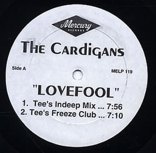 The Cardigans Lovefool 12