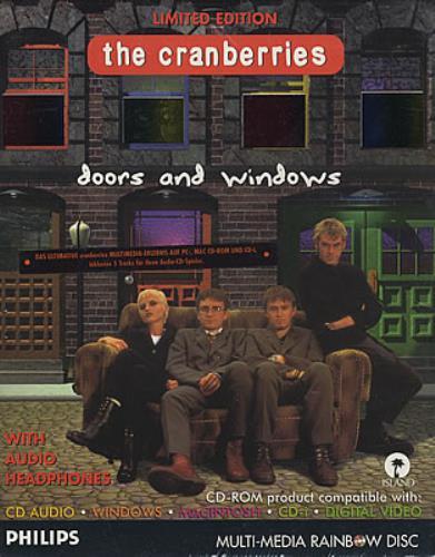 The Cranberries Doors And Windows - Cd-rom CD-ROM German CRBRODO96312