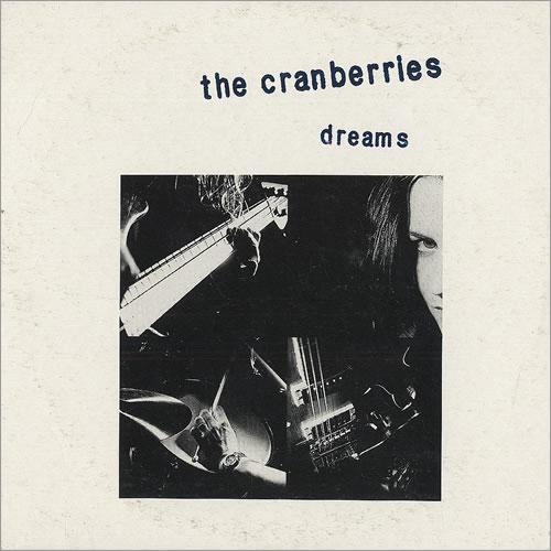 The Cranberries Dreams Australian Cd Single Cd5 5