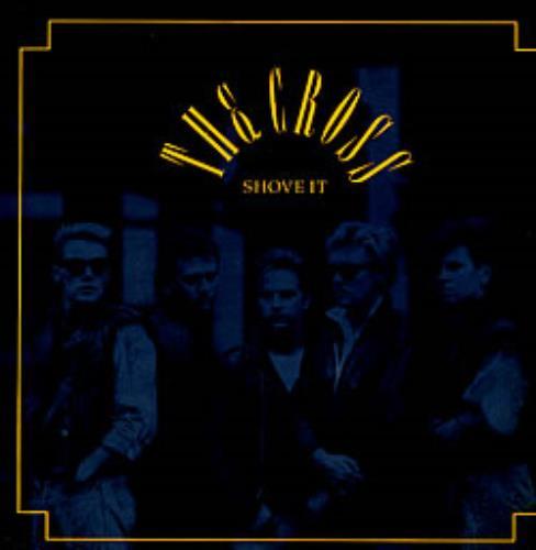 The Cross Shove It Uk Vinyl Lp Album Lp Record 71090
