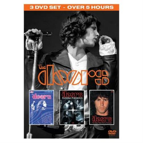 The Doors Live In Europe 1968 / No One Here Gets Out Alive / Soundstag DVD