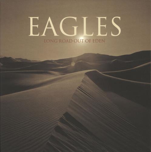 The Eagles Long Road Out Of Eden Uk 2 Lp Vinyl Record Set