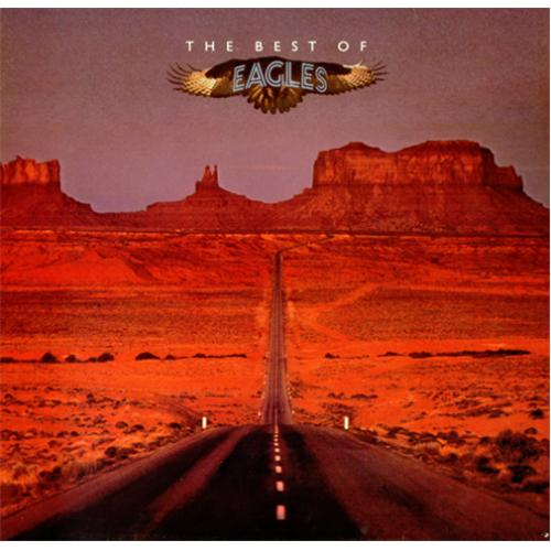 The Eagles The Best Of The Eagles Uk Vinyl Lp Album Lp