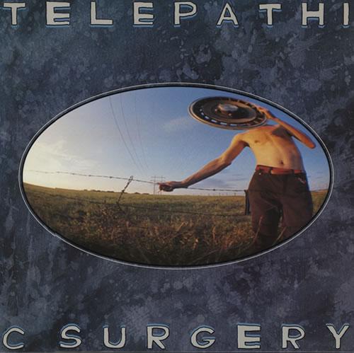 The Flaming Lips Telepathic Surgery Uk Vinyl Lp Album Lp