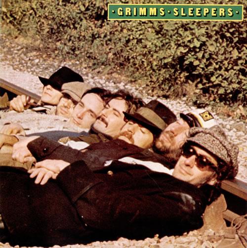 The Grimms Sleepers Purple Vinyl Uk Vinyl Lp Album Lp
