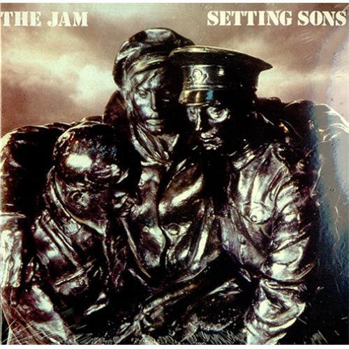The Jam Setting Sons Uk Cd Album Cdlp 413773