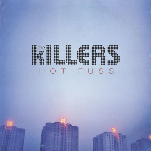 The Killers Rock Hot Fuss Us Vinyl Lp Album Lp Record