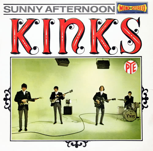The Kinks Sunny Afternoon French Vinyl Lp Album Lp Record