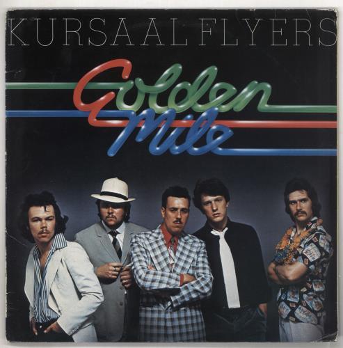 The Kursaal Flyers Golden Mile Uk Vinyl Lp Album Lp