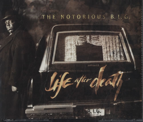The Notorious B.I.G. Life After Death UK 2 CD album set ...