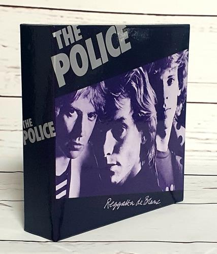 The Police Paper Sleeve Collection Bonus Box Japanese Cd