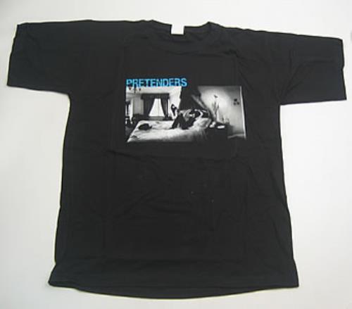 The Pretenders Loose Screw Tour T Shirt Xl Australian T