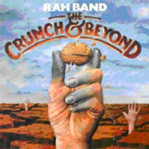 The Rah Band The Crunch Amp Beyond Uk Cd Album Cdlp 475157