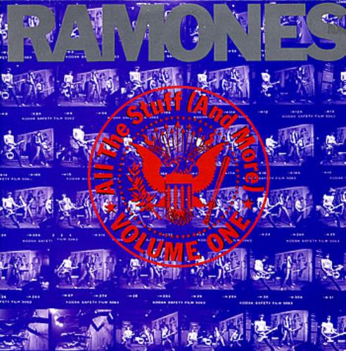 The Ramones All The Stuff And More Mexican 2 Lp Vinyl