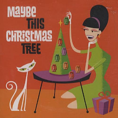 The Raveonettes The Christmas Song UK CD album (CDLP) (315515)
