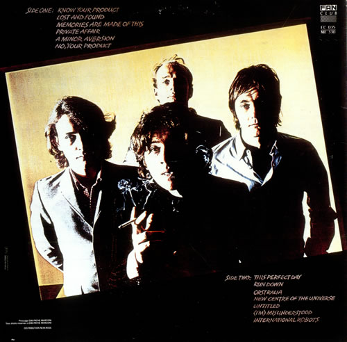 The Saints Eternally Yours French Vinyl Lp Album Lp