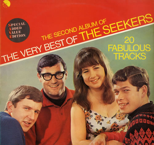 The Seekers The Second Album Of The Very Best Of The