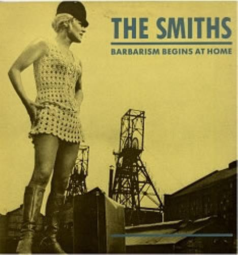 The Smiths Barbarism Begins At Home Uk Promo 12 Quot Vinyl