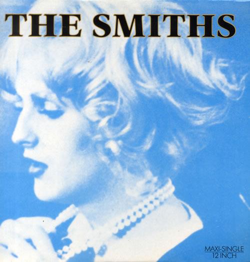 The Smiths Sheila Take A Bow Blue Sleeve German 12
