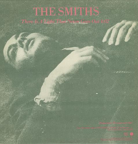The Smiths There Is A Light That Never Goes Out Us Promo