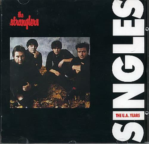 The Stranglers Singles The U A Years Uk Cd Album Cdlp