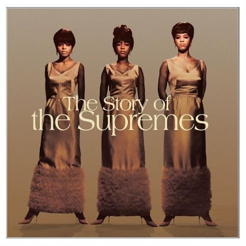 The Supremes The Story Of The Supremes Uk 2 Cd Album Set