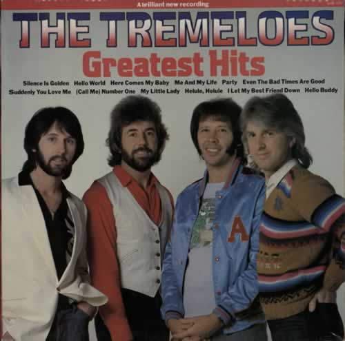 The Tremeloes Greatest Hits Uk Vinyl Lp Album Lp Record