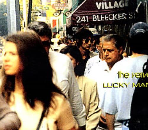The Verve Lucky Man Uk 2 Cd Single Set Double Cd Single