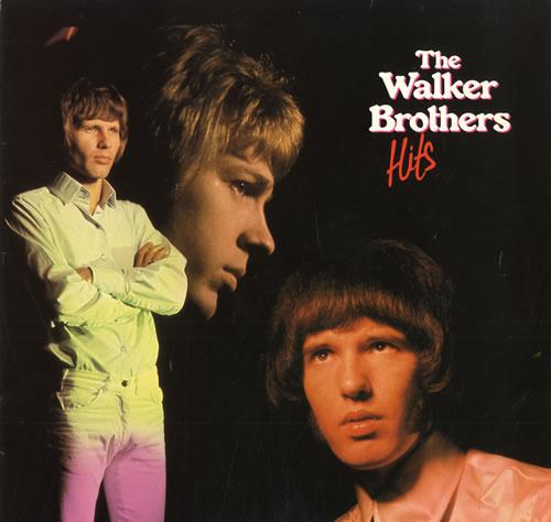 The Walker Brothers Hits Uk Vinyl Lp Album Lp Record