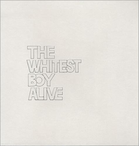 The Whitest Boy Alive Dreams Uk Vinyl Lp Album Lp Record
