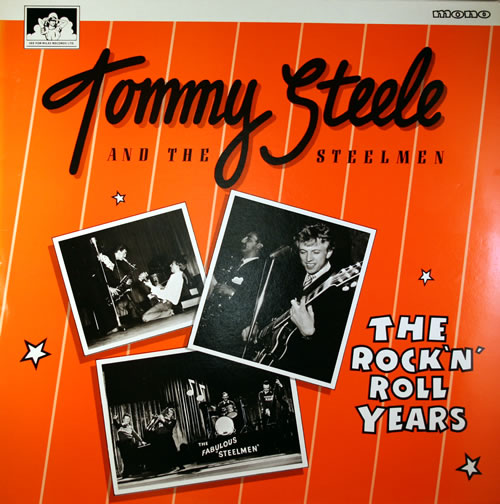 Tommy Steele - Put A Ring On Her Finger