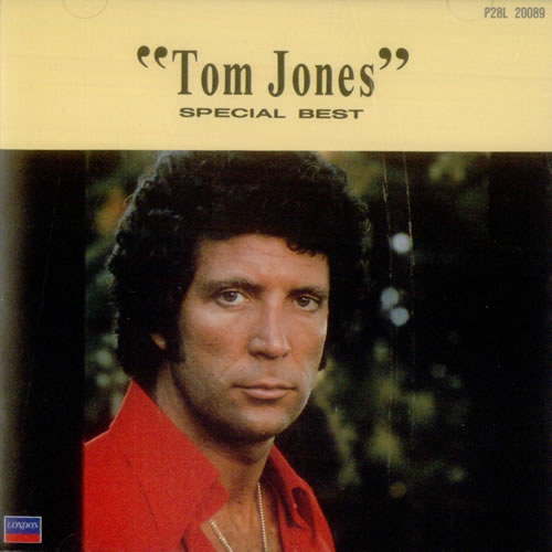 tom jones special best japanese cd album cdlp 538048. Black Bedroom Furniture Sets. Home Design Ideas