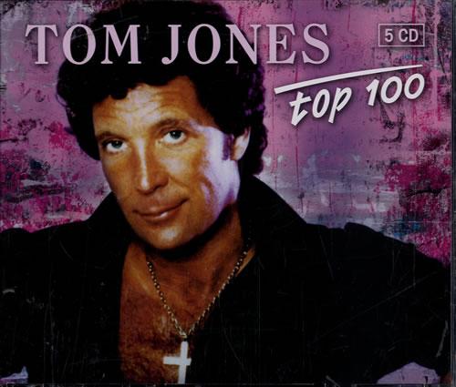 tom jones top 100 dutch 5 cd album set 478580. Black Bedroom Furniture Sets. Home Design Ideas