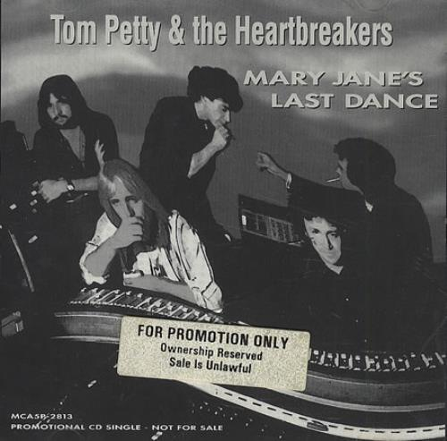 Tom Petty Mary Jane S Last Dance pictures - Picture Joliet