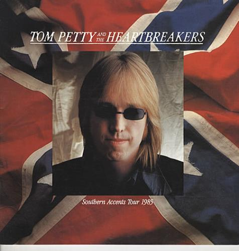 Tom Petty Amp The Heartbreakers Southern Accents Tour 1985